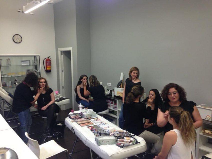 Cursos de maquillaje en Talavera de la Reina
