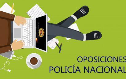 Preparar oposiciones de Policía Nacional en Talavera